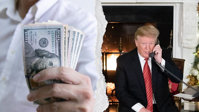 Predatory Payday Lenders Are Openly Gloating About Buying Influence from Trump