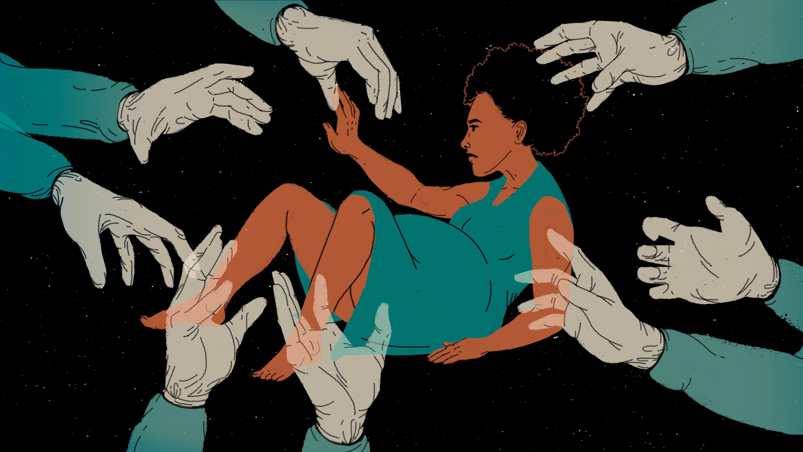 نساء يتحدثن عن إساءة الأطباء والممرضات لهن أثناء الولادة
