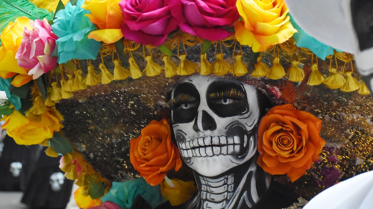 We Can't Wait for Christmas Either, But Please Let Us Have Día de los Muertos First