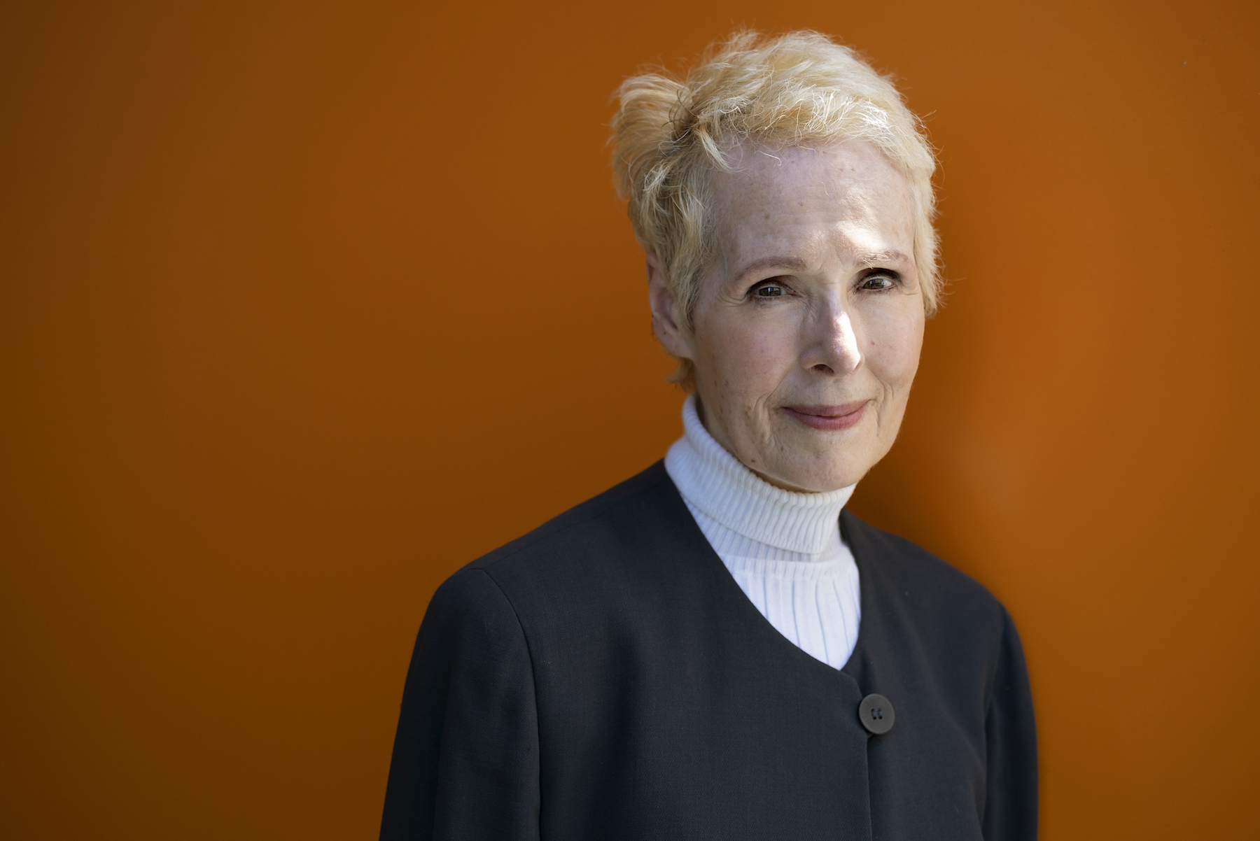 Writer E. Jean Carroll Is Suing Trump for Saying She Lied about Him Sexually Assaulting Her