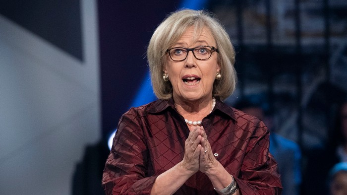 Elizabeth May Has Stepped Down as Green Party Leader