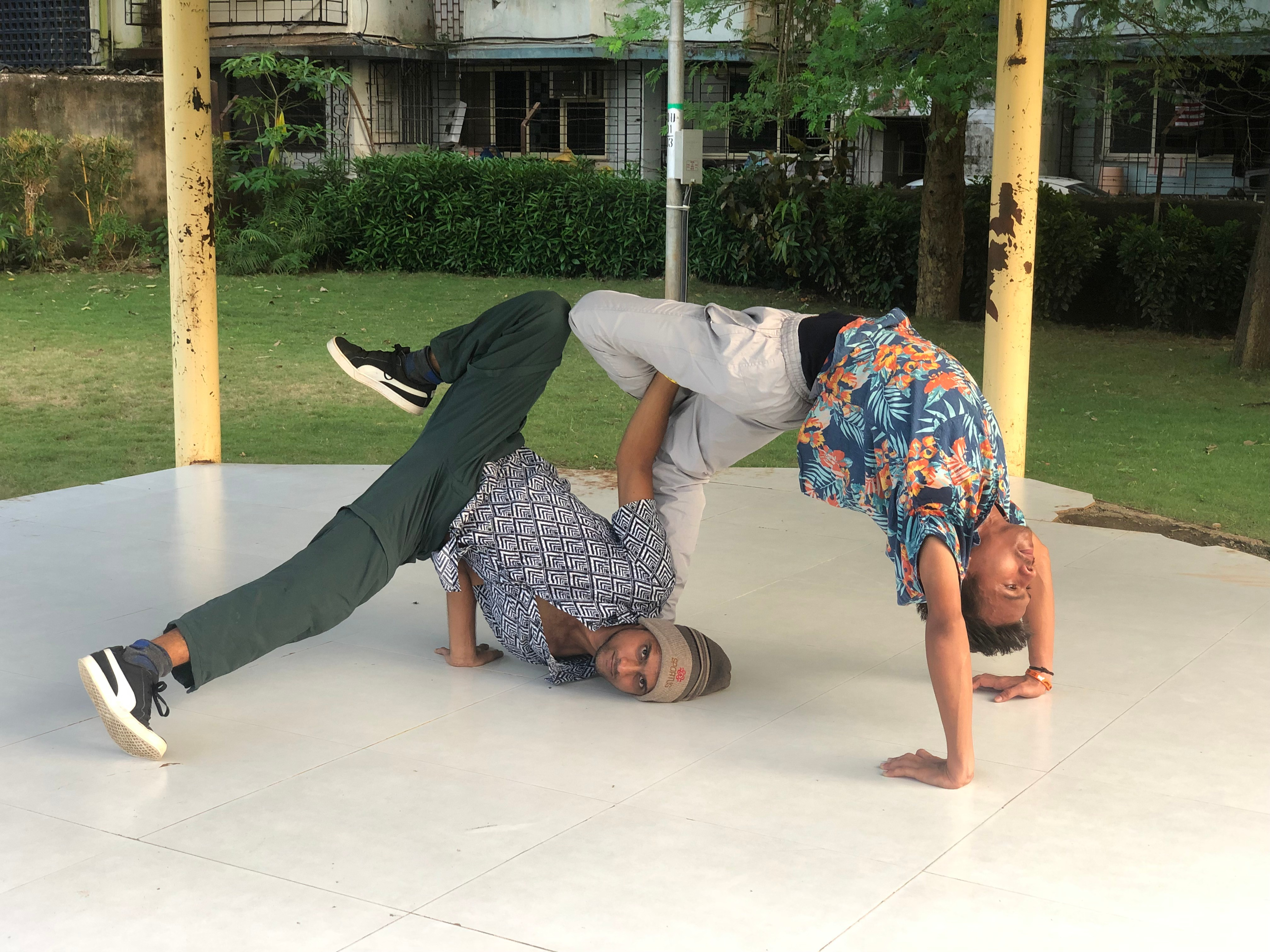 How Hip Hop and Breakdancing Changed the Lives of Two Deaf Boys From India