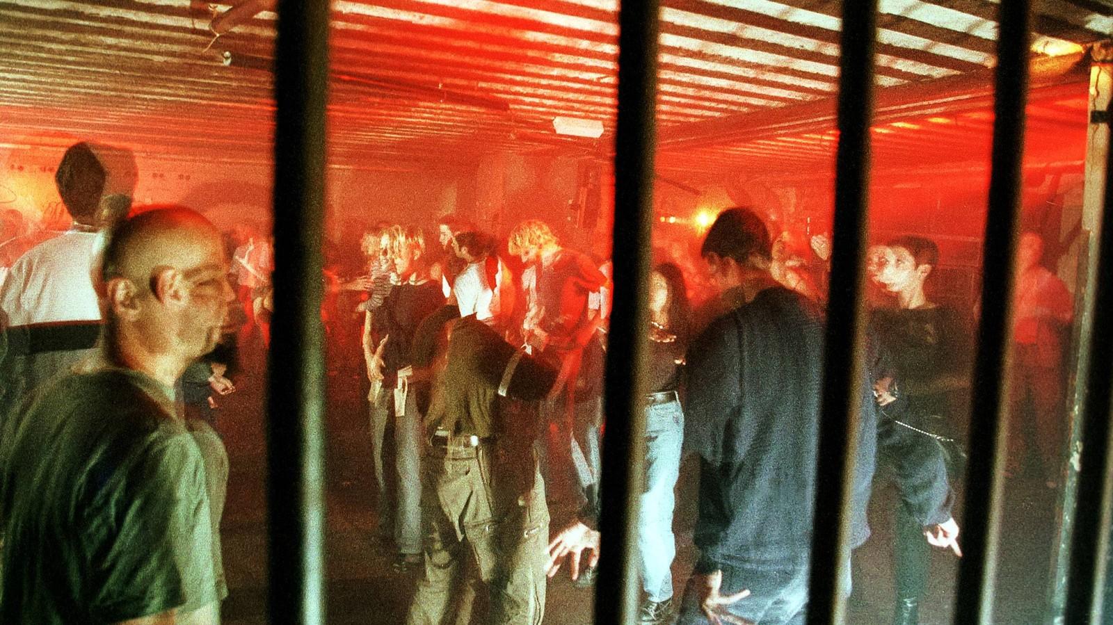 So drauf waren Raver in den 90er Jahren in Berliner Clubs