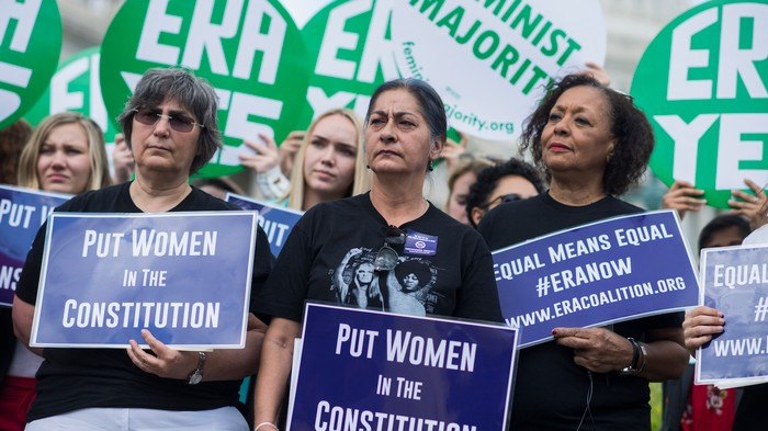 The Equal Rights Amendment Just Got One Step Closer to Becoming Real