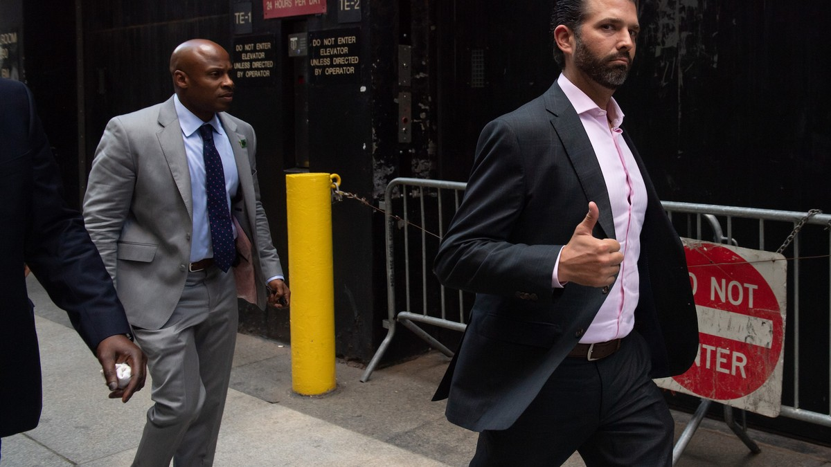 , Don Jr. and Right-Wing Trolls Are Outing the Whistleblower. His Lawyers Are Begging Them to Stop., Saubio Making Wealth