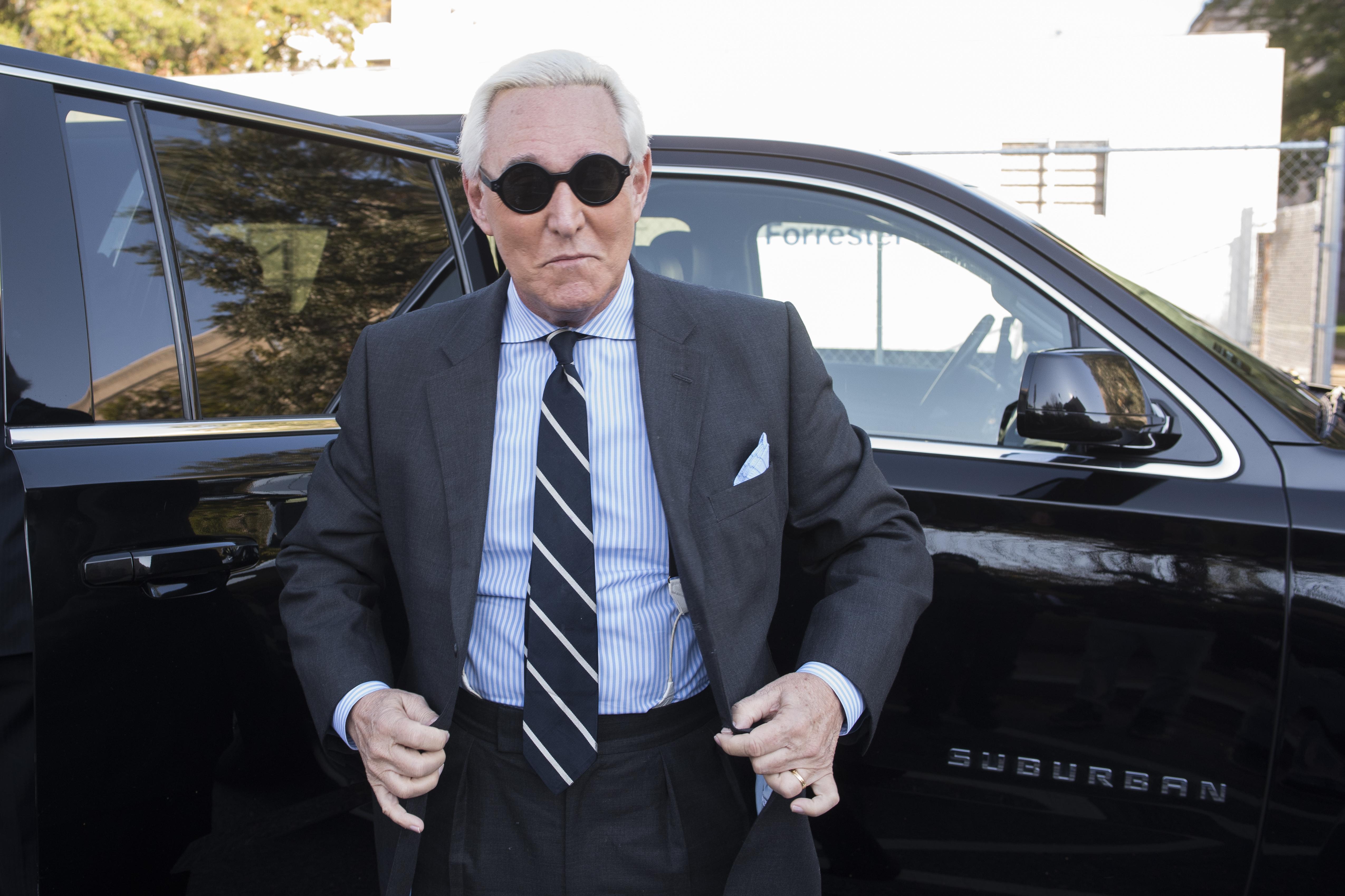 , Roger Stone Is in Big Trouble, Saubio Making Wealth