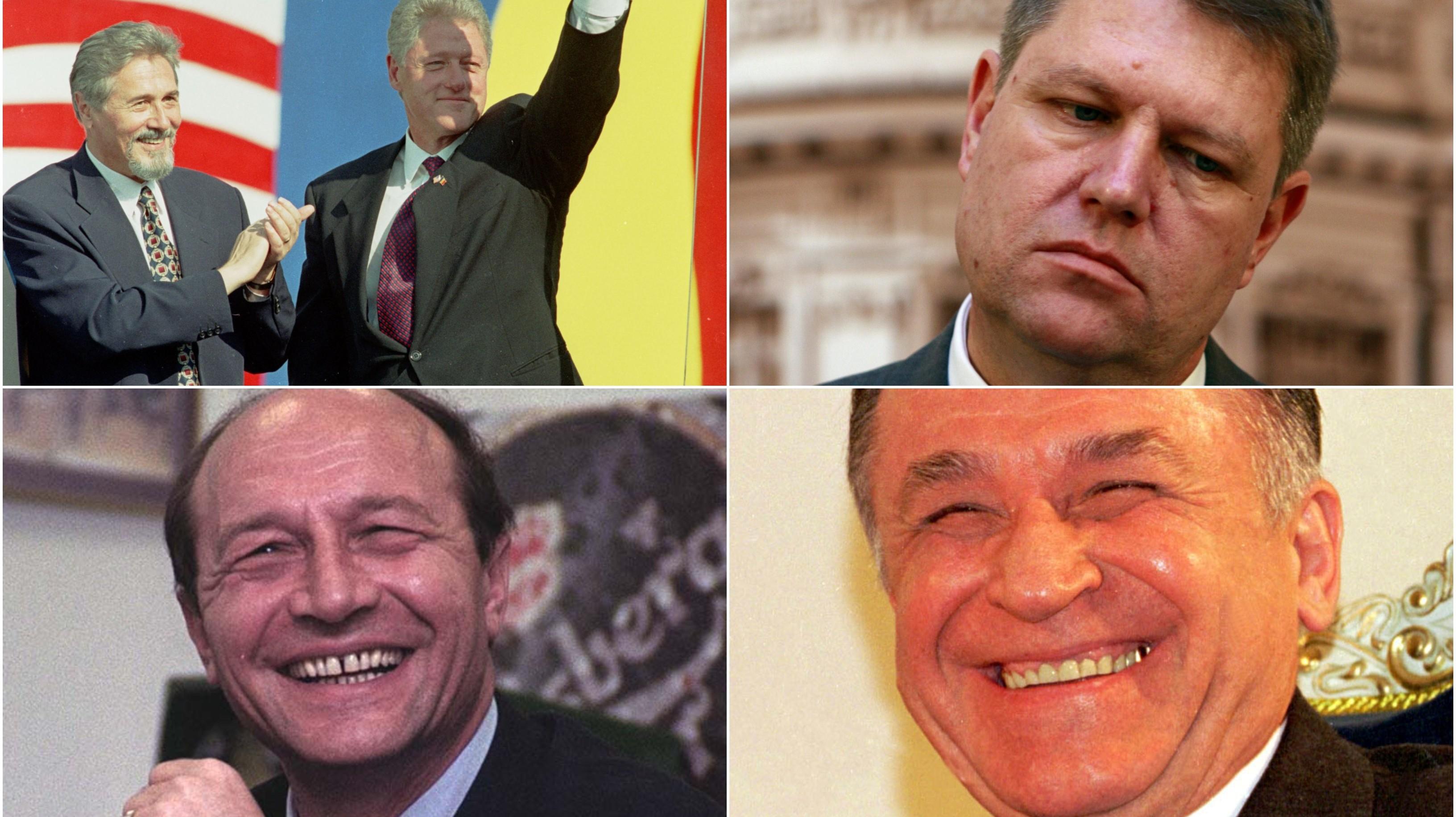 Toţi preşedinţii pe care nu i-a meritat România (decât un pic)