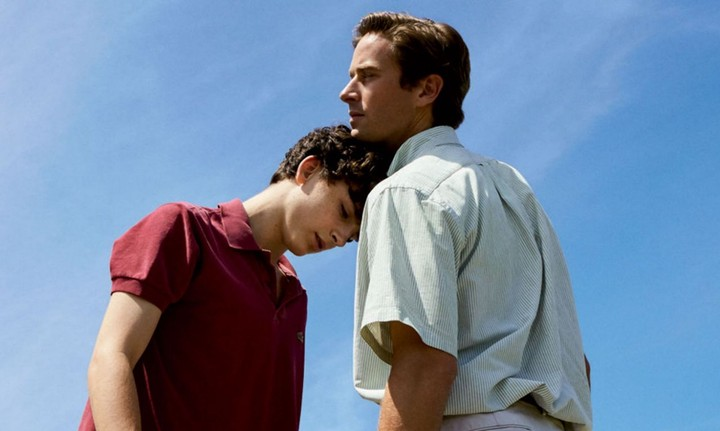 we didn't need a sequel to 'call me by your name' after all