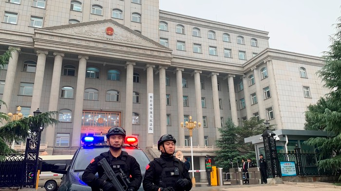 China Just Made a Big Show of Sentencing a Bunch of Fentanyl Traffickers to Life
