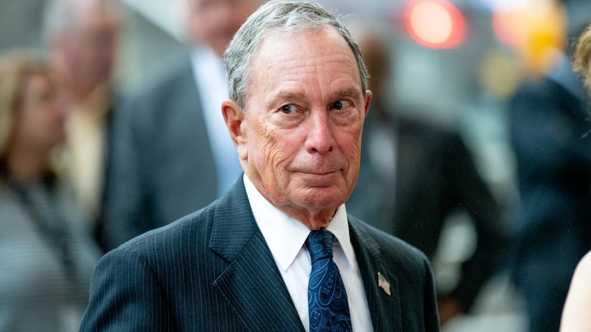 Michael Bloomberg, the Billionaire No One Likes, Is Here to Fuck Up 2020