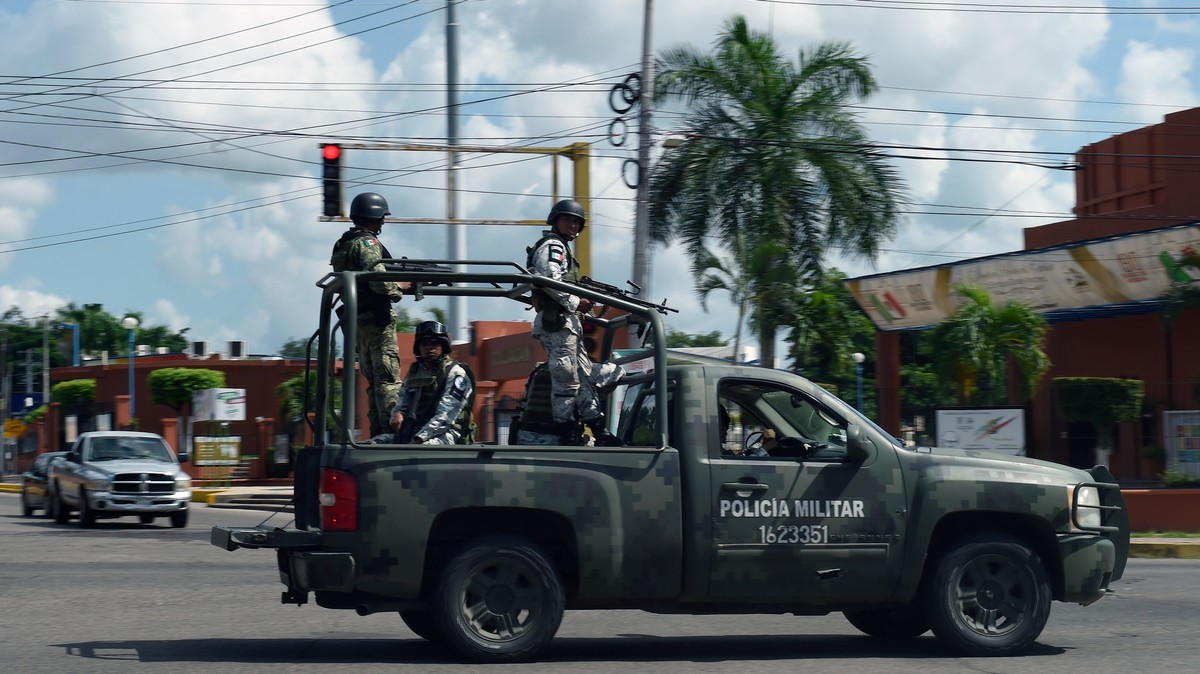 How Mexico Is Losing the War Against Cartels