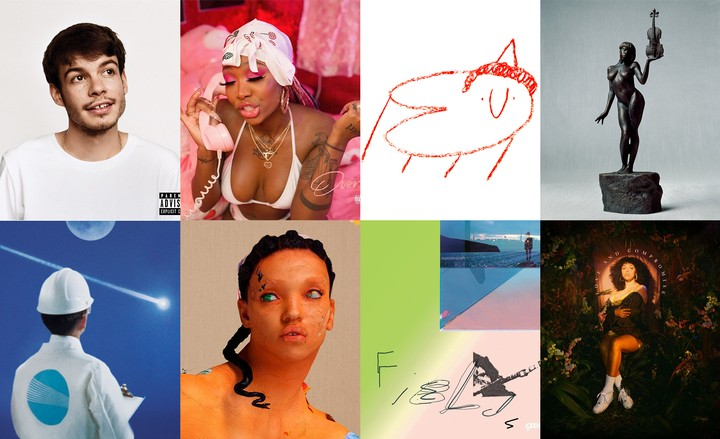 8 essential albums for fall