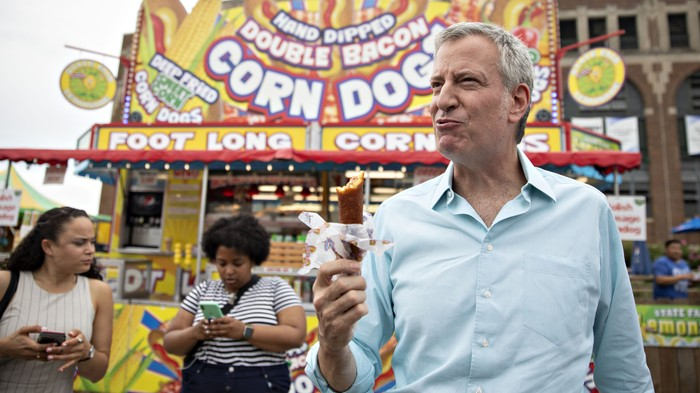 Thank You, Bill de Blasio, for Finally Standing Up to Churro Ladies