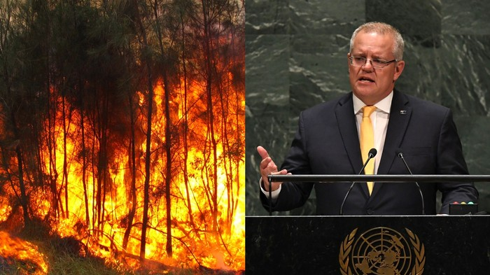 Australia's Response to Climate Change One of the Worst in G20, According to New Report