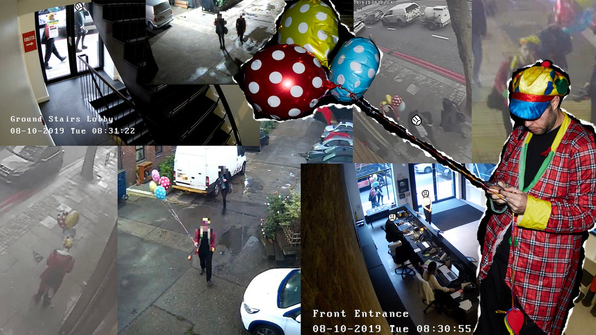 What Happens to Your Image Once It's Been Caught On CCTV