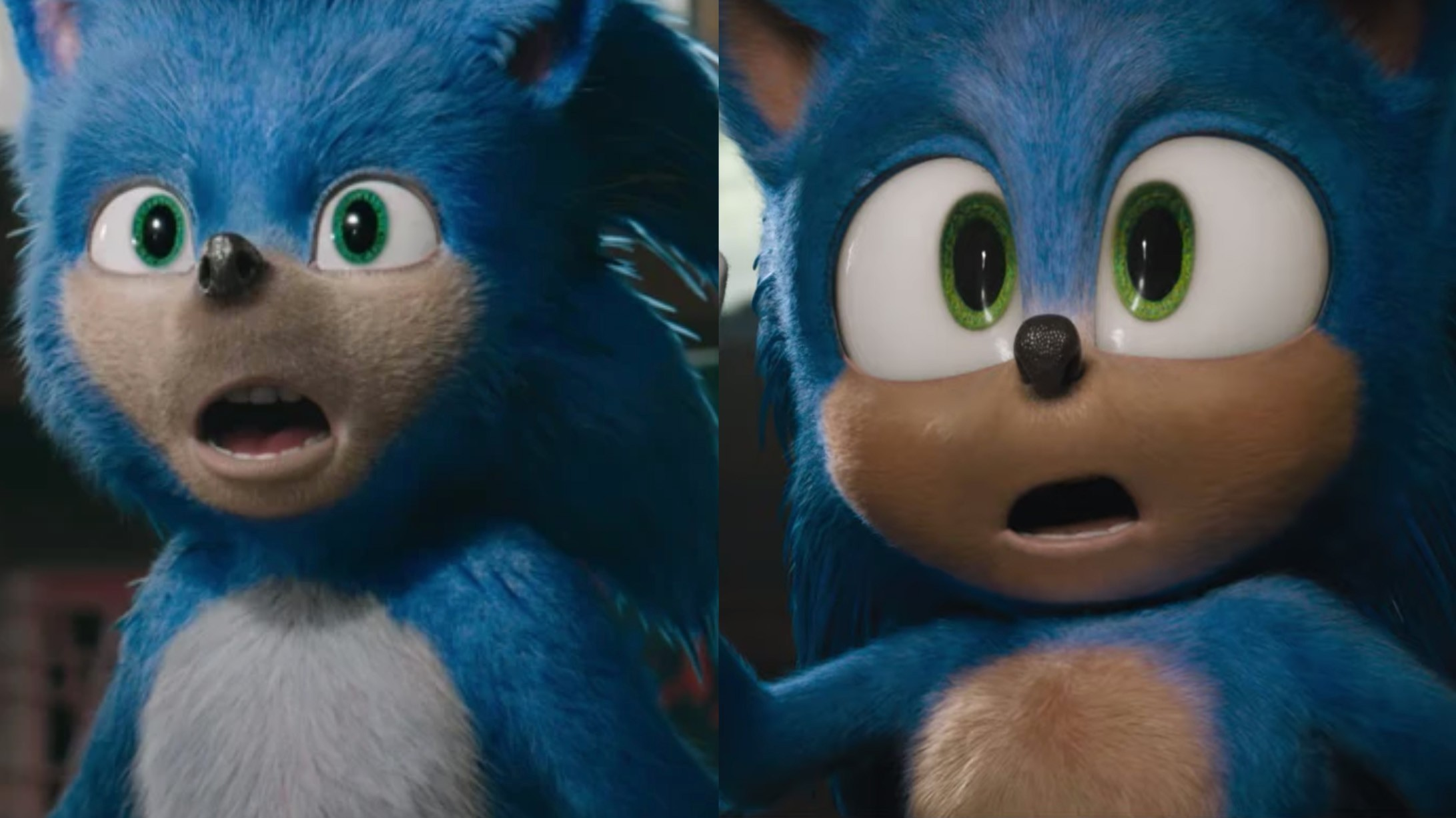 The Redesigned Sonic The Hedgehog Somehow Actually Looks Good