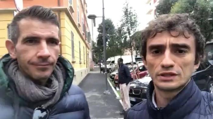 I politici di Fratelli d'Italia che prima fanno un video xenofobo a Bologna, e poi si lamentano delle conseguenze