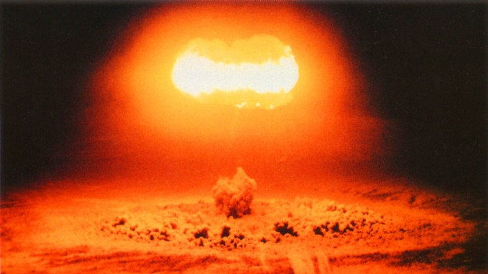 Want to be Prime Minister? Hope You're Ready to Nuke Millions