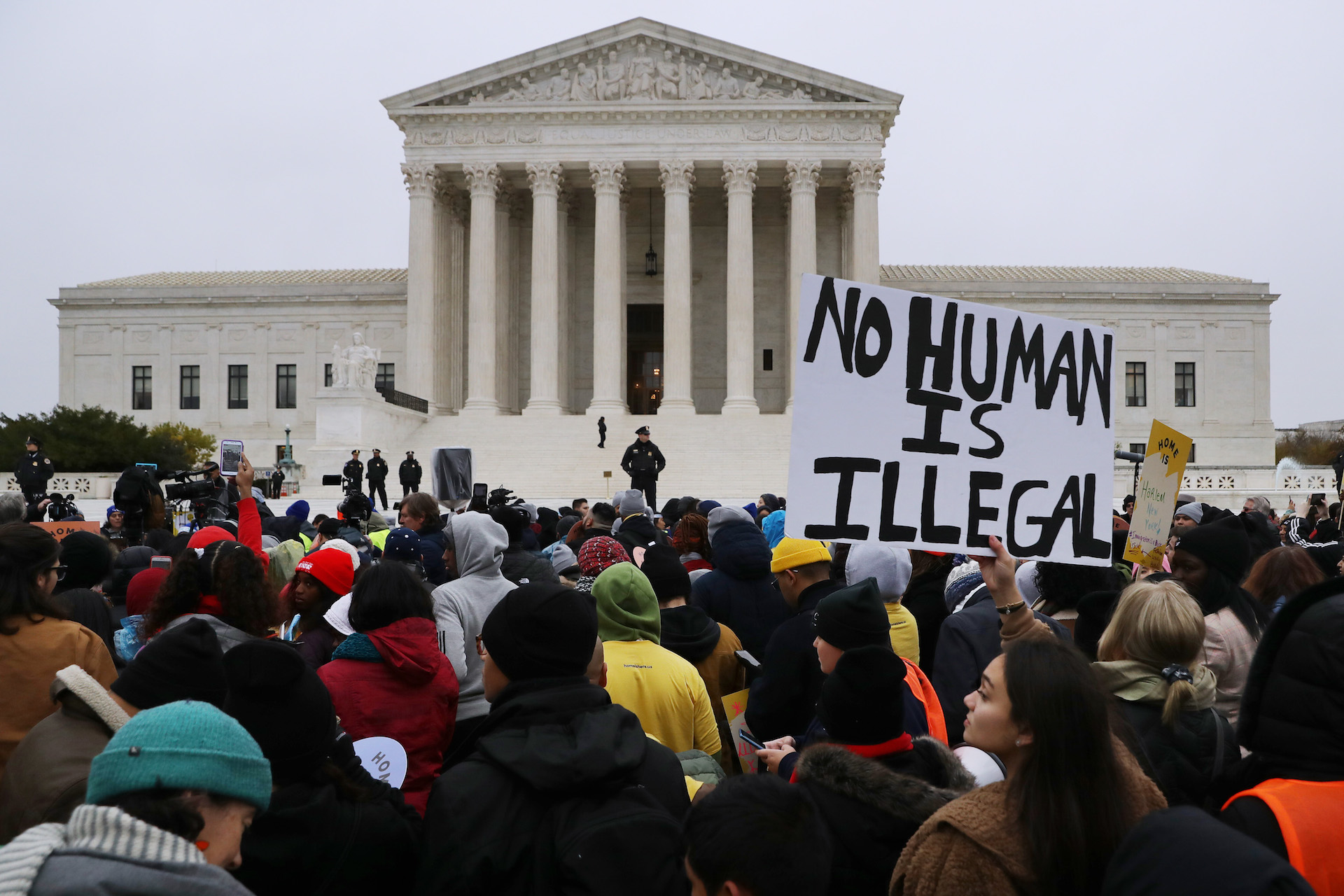 , Conservatives on the Supreme Court Sound Like They're OK With Ending DACA, Saubio Making Wealth