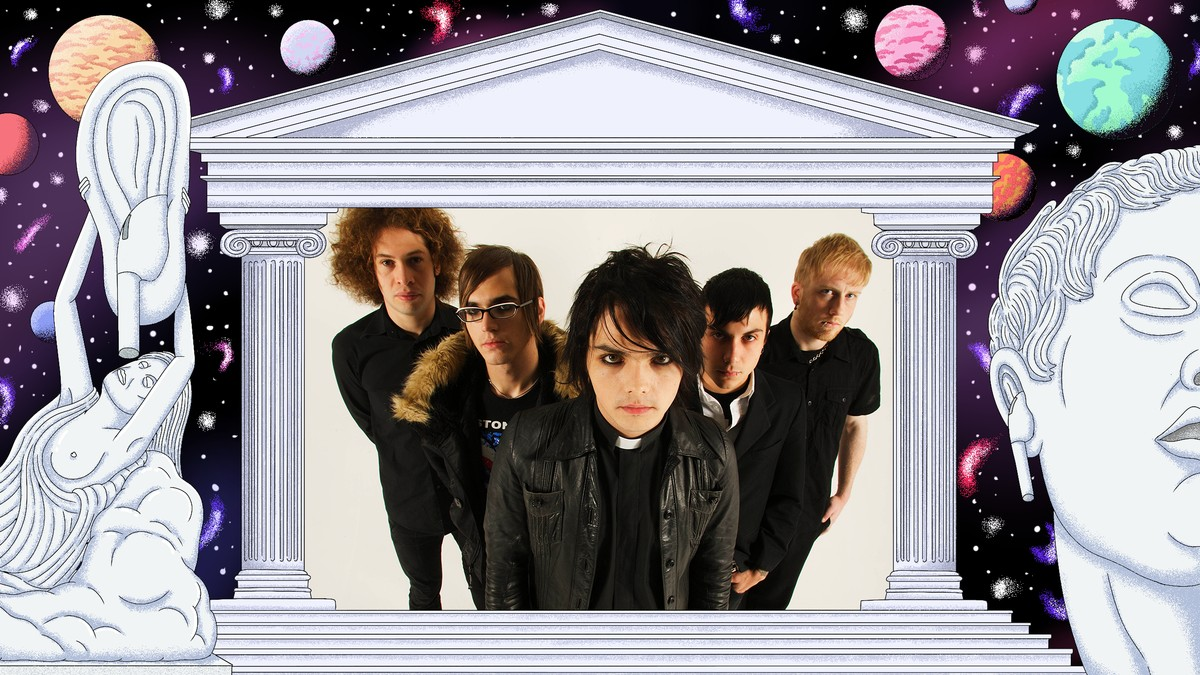 My Chemical Romance Is the Artist of the Decade