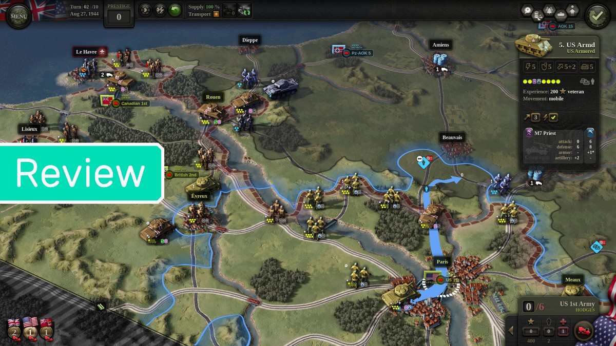 'Unity of Command 2' Messes with Tactics Perfection—And It Works - Waypoint