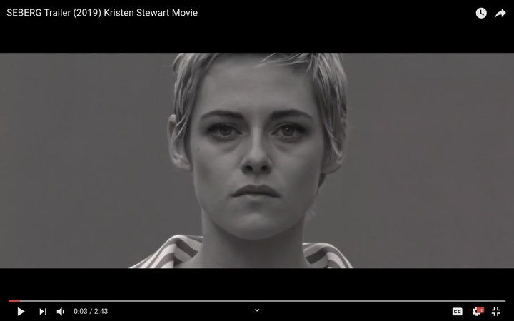 See Kristen Stewart as a French New Wave icon in the trailer for 'Seberg'