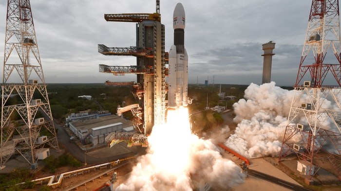 India Is Going to Try Landing on the Moon Again in 2020 With Chandrayaan-3