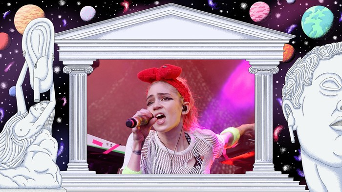 Grimes Is the Artist of the Decade