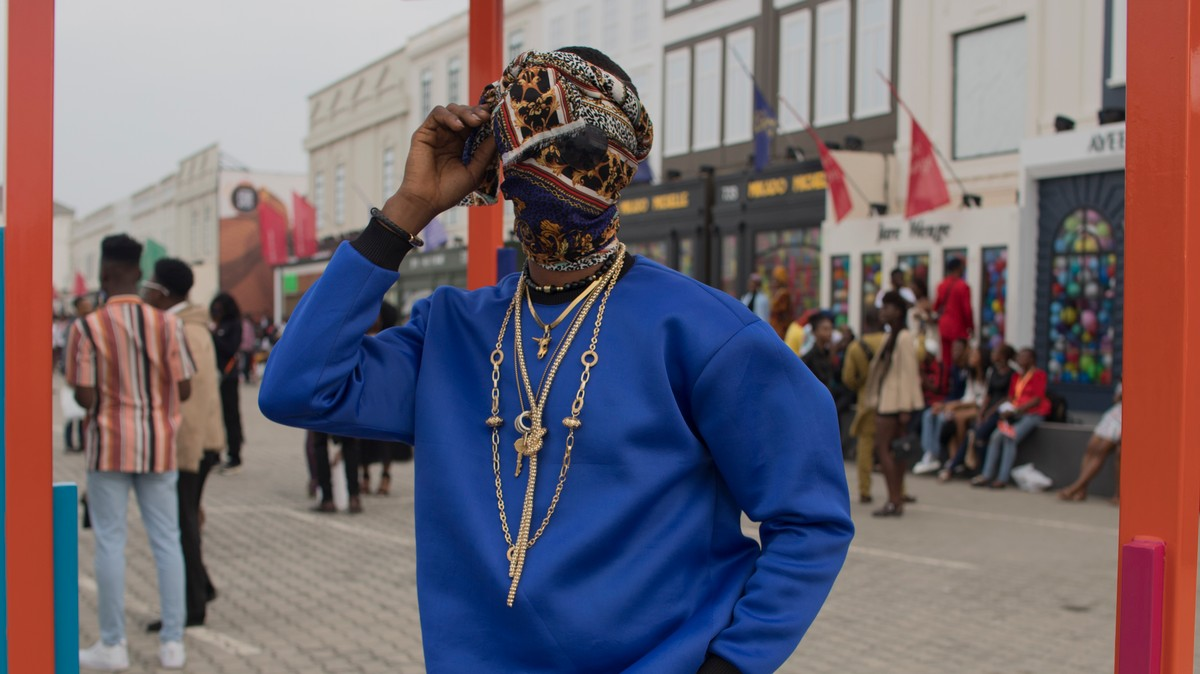 Introducing the most stylish men in Lagos - i-D