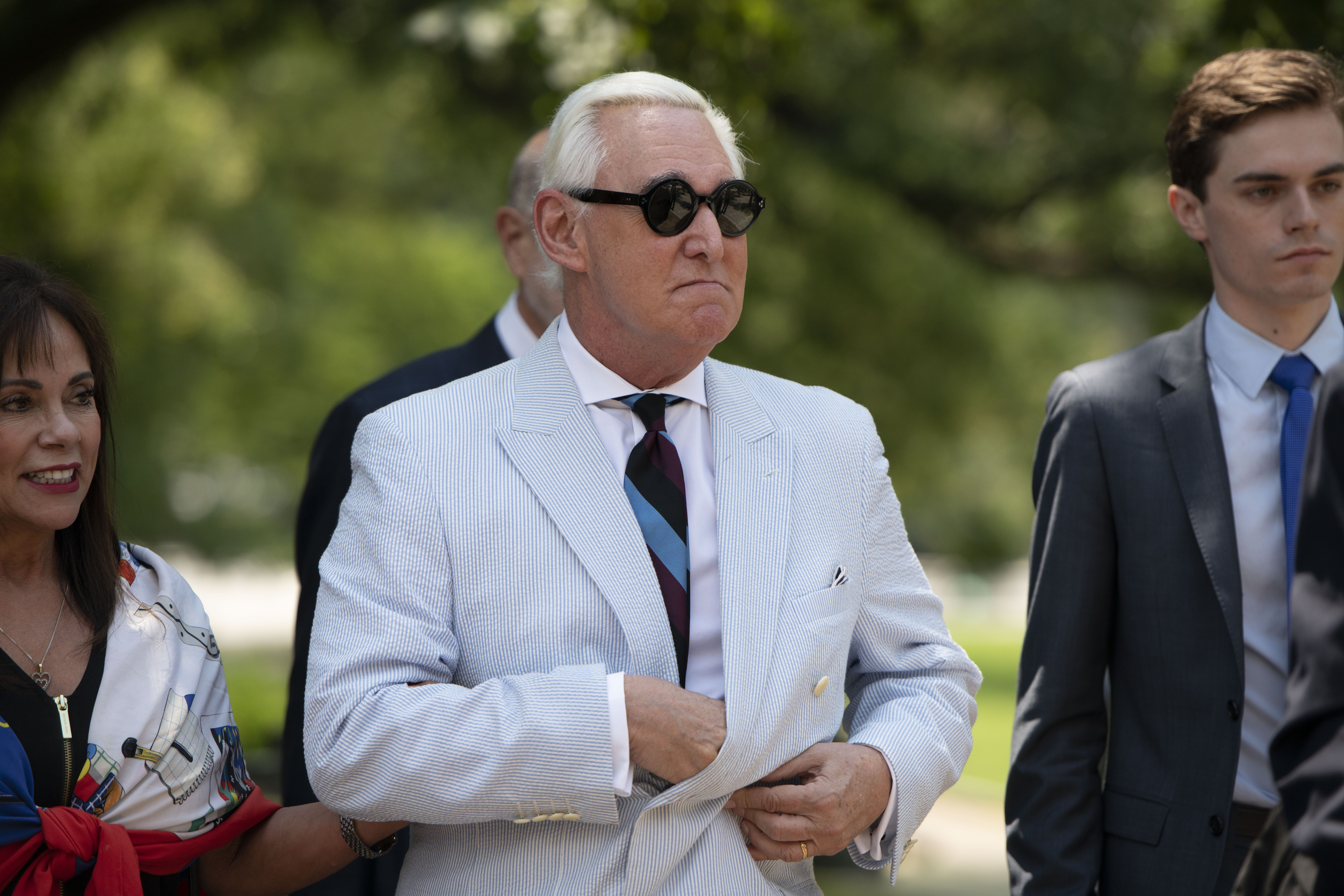 , Roger Stone Found Guilty of Lying Under Oath to Protect Trump, Saubio Making Wealth