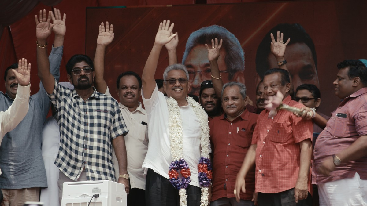 , How the Easter Bombings Pushed Sri Lankans to Vote for an Alleged War Criminal, Saubio Making Wealth