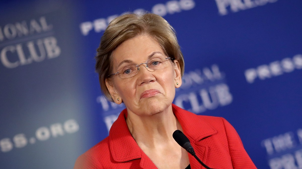 Warren's New Medicare for All Plan Is an Extremely Clever Dodge