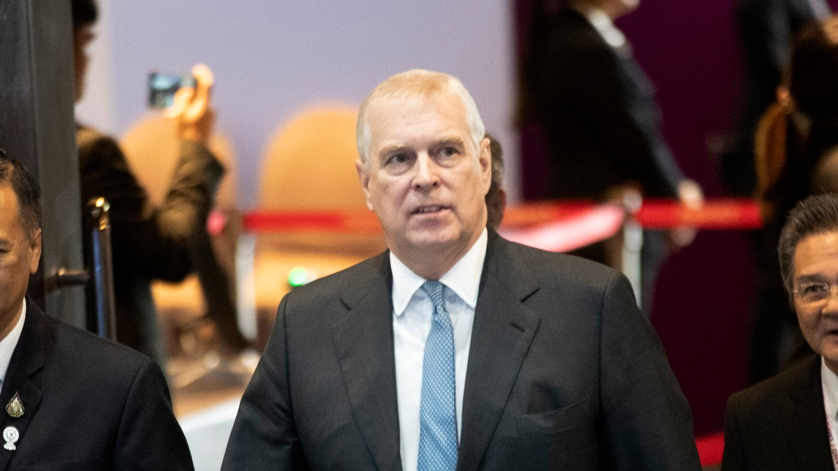 Prince Andrew Had A Very Bad Weekend Indeed