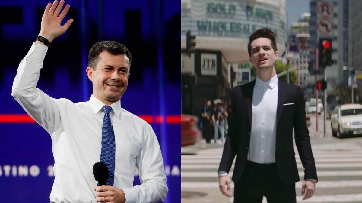 RIP Everyone Who Dares to Watch Mayor Pete Stans Dance to Panic! at the Disco