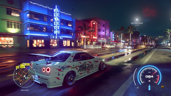 'Need for Speed: Heat' Keeps Sabotaging Quality With Quantity