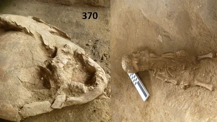 These Babies Were Buried Wearing Helmets Made of Human Heads. No One Knows Why