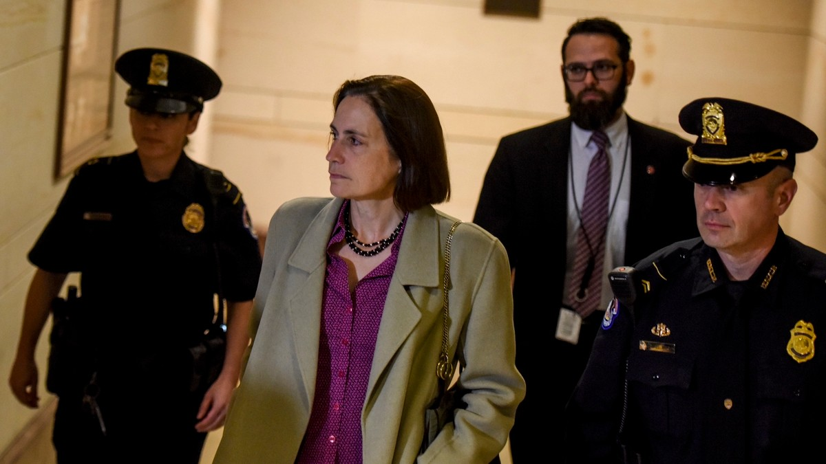 , Fiona Hill to Blow Up the 'Fictional Narrative' That Ukraine Meddled in the U.S. Election, Saubio Making Wealth