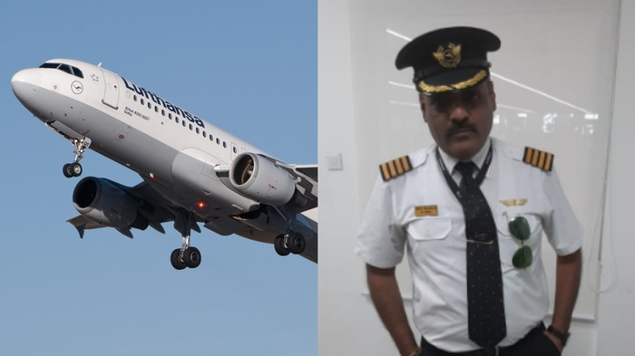 Delhi Man Dresses Like a Pilot to Get Free Upgrades and Shoot Videos for His TikTok and YouTube Channels