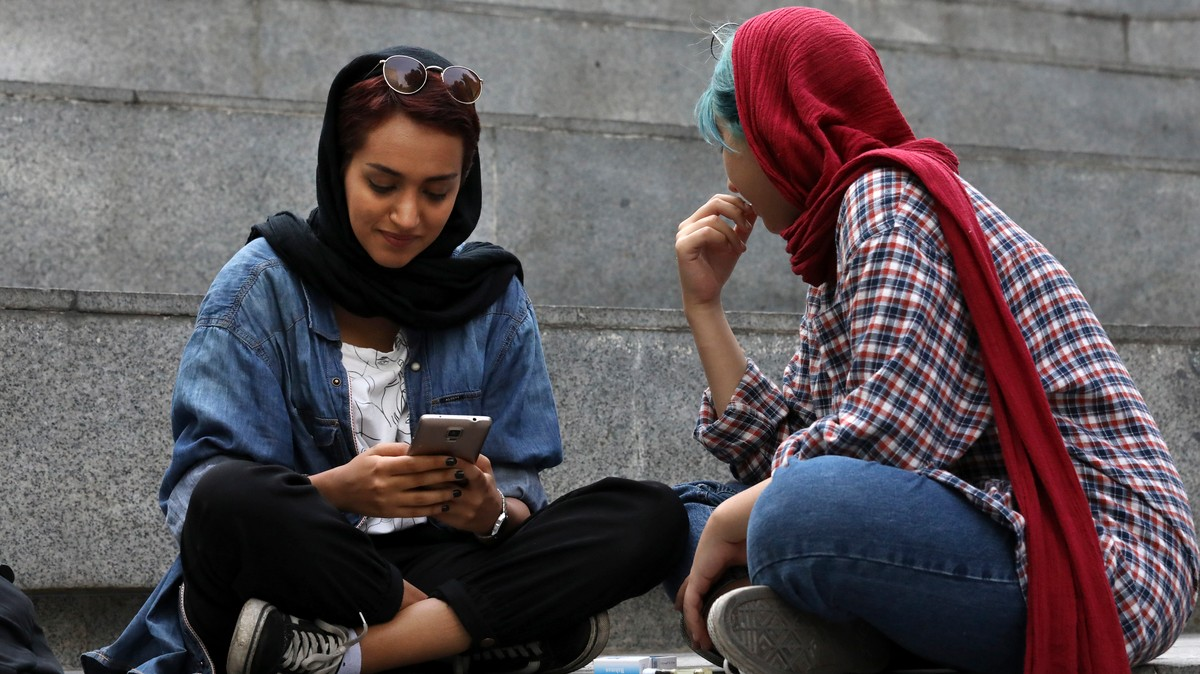 , Here's What Happened in Iran While the Government Strangled the Internet, Saubio Making Wealth