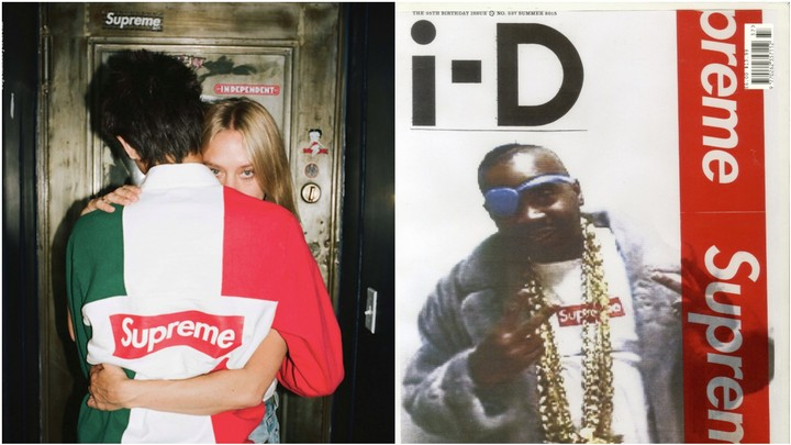Here's an exclusive excerpt from Supreme's new book