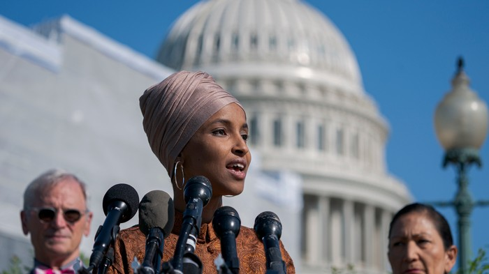 Here's What's in Ilhan Omar's Plan to Make Sure Everyone Has a Home