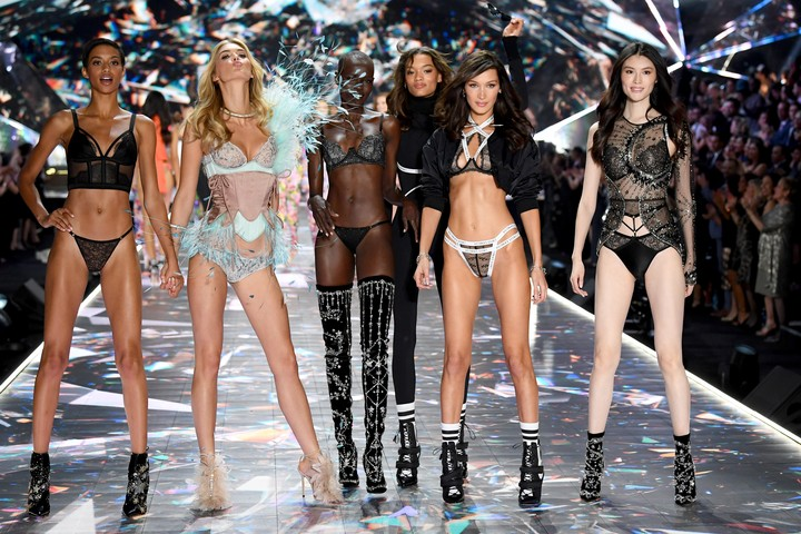 The Victoria's Secret Fashion Show is officially cancelled