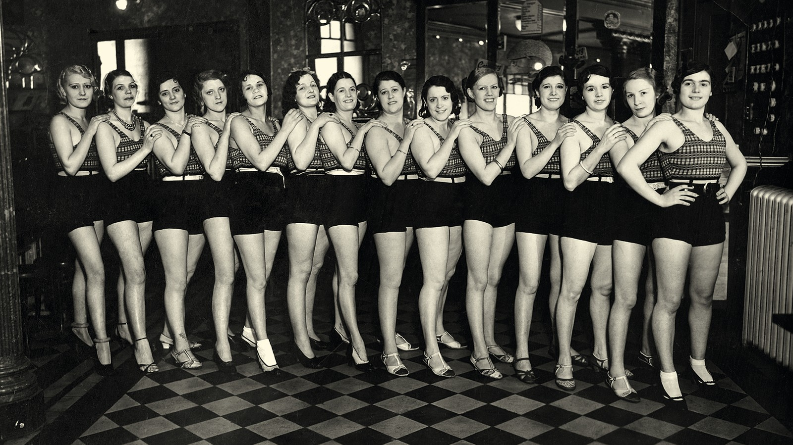 A Look Inside Paris' Luxurious Brothels – When They Were Legal
