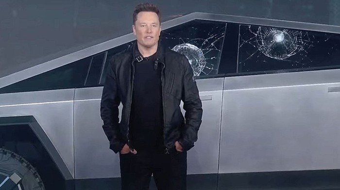 Tesla's Cybertruck Is a Vehicle for the Adult Baby Class War