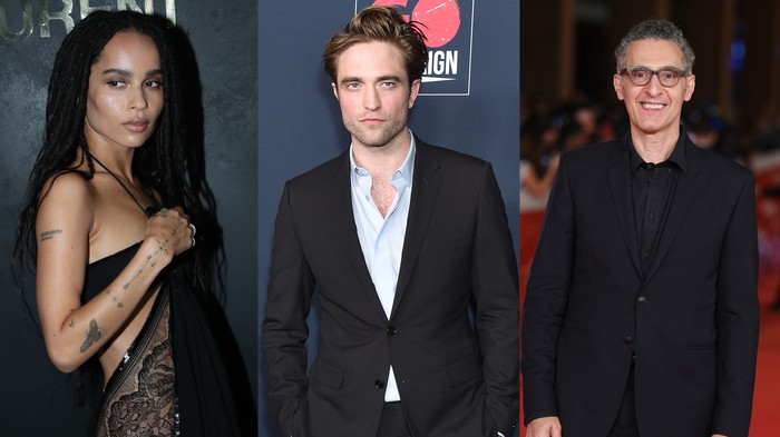 The Cast of 'The Batman' Just Keeps Getting More Stacked