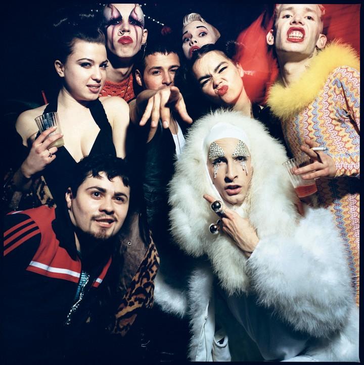 Seltene Fotos der New Yorker Club Kids aus den 90ern