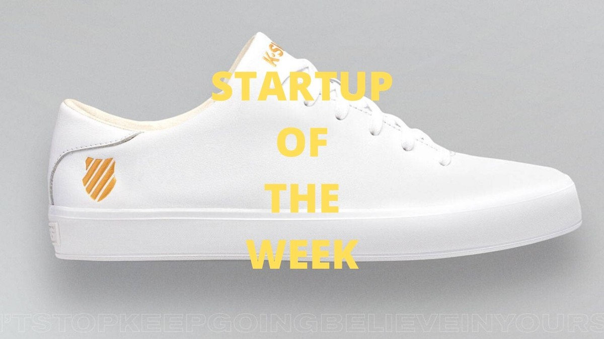 Startup of the Week: Sneakers for Startup Founders