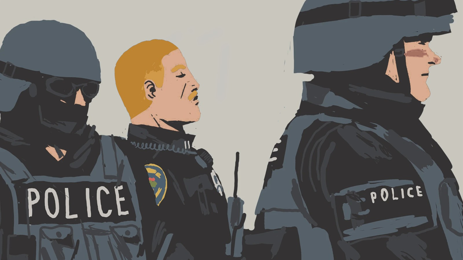En Belgique aussi les minorités subissent les violences policières