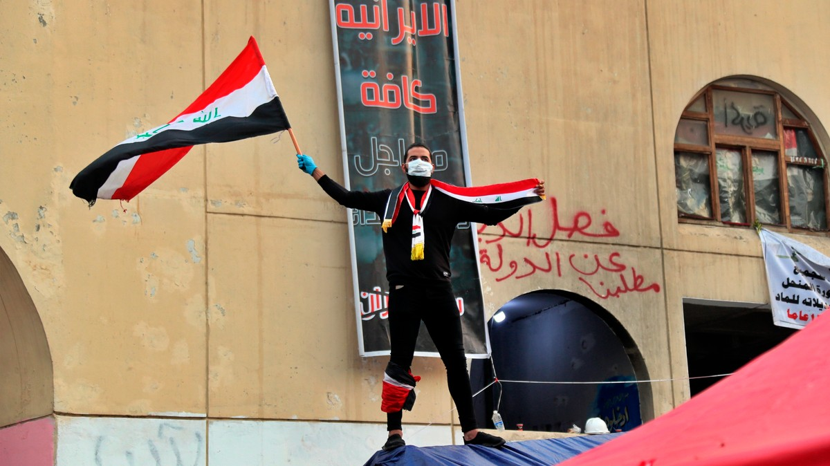 , Iraq's Prime Minister is Resigning After Nearly 400 Protesters Have Been Killed, Saubio Making Wealth