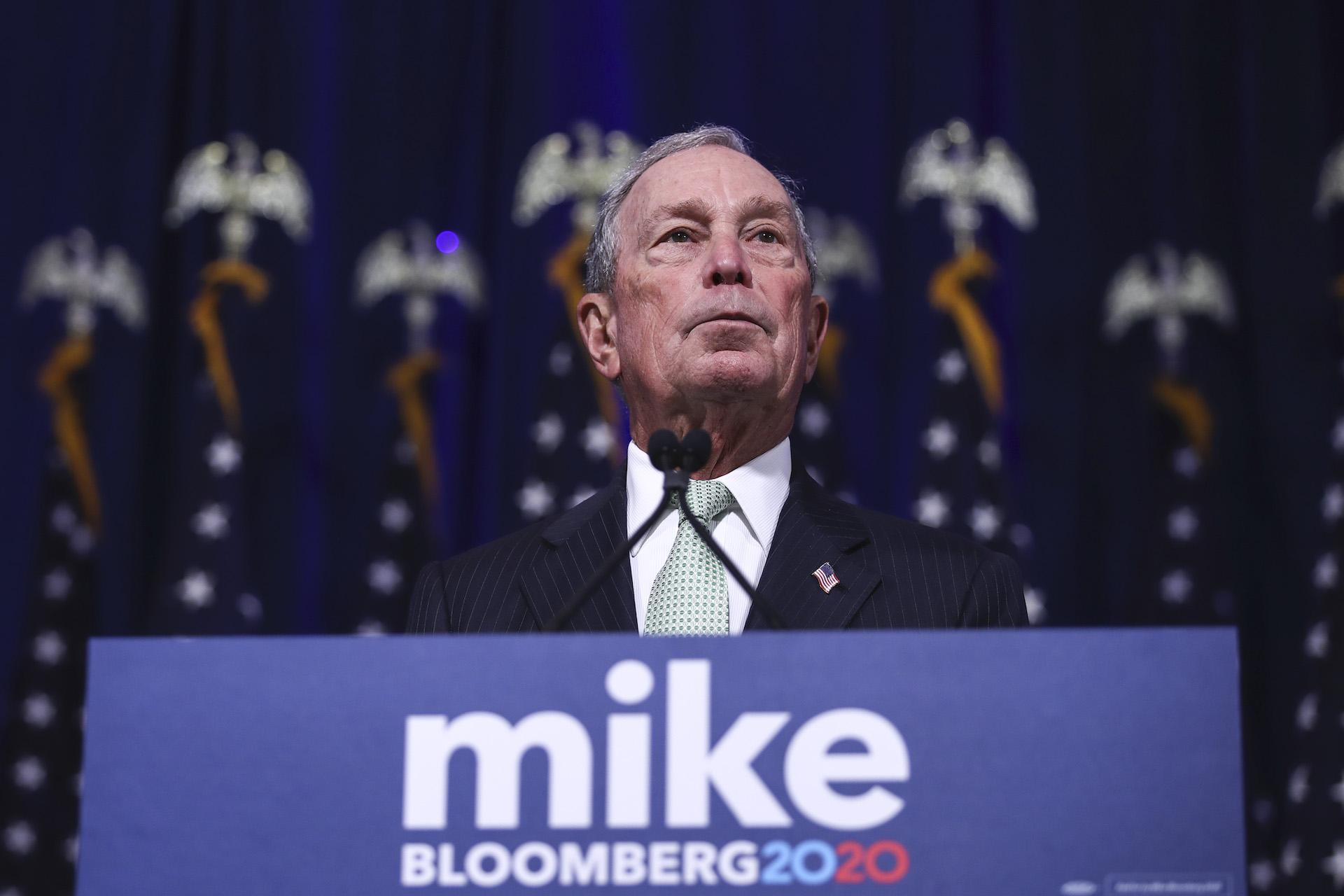 , The Democrats Have a Big Decision to Make About Mike Bloomberg, Saubio Making Wealth